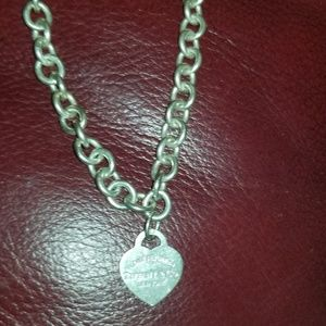 Pre-Loved Tiffany Necklace
